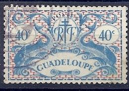 180031047  GUADALUPE  FR  YVERT  Nº   180 - Usados