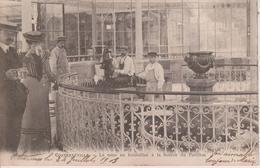 88 - CONTREXEVILLE - LA MISE EN BOUTEILLES A LA SOURCE PAVILLON - Francia