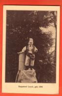 TRO-18 Seppatoni Leuch Geboren 1896. In Tracht  Appenzell, Oberegg. - Switzerland