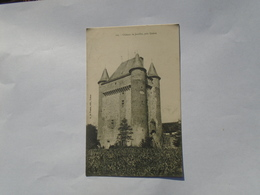 Château De Jouillat , Près De Guéret - France