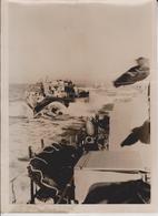 MINEN RAUMEN RAUMBOOT FLOTTILLE    KRIEGSMARINE FOTO DE PRESSE WW2 WWII WORLD WAR 2 WELTKRIEG - Barcos