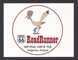 SELIGMAN - ROUTE 66 - ROADRUNNER - Gift Shop - Cafe And Pub - Old Highway - Etats-Unis