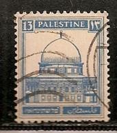 PALESTINE     OBLITERE - Palestine