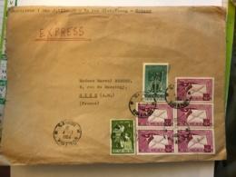 SOUTH VIET NAM - Express Letter 1964 From SAIGON - Rare - Vietnam