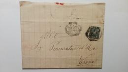 1893 - Manoscritto Destinato Al Procuratore Del Re Di Verona - Manoscritti