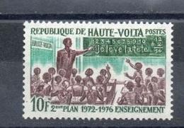 2ème Plan : Enseignement (École) - Haute Volta - 1972 - Haute-Volta (1958-1984)
