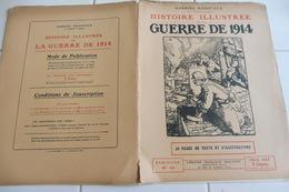 Militaria-Histoire Illustrée Guerre 1914-F 49- Ruines Village Drouville- Vitrimont-Sarrebourg-Morhange-Donon- - Frans