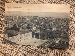 1928 Cartolina Viaggiata Catania  Panorama Sud  Fp - Catania