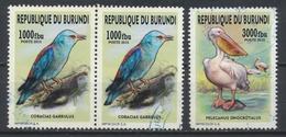 °°° BURUNDI - UCCELLI BIRDS OISEAUX - 2015 °°° - Burundi