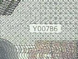 NEW - YA Y007 B6 -  UNC  - FDS - DRAGHI -  5 EURO - GREECE - YA6191268605 - EURO
