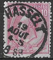 _8S-511: N° 46: HASSELT - 1884-1891 Leopold II