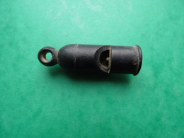 Sifflet Allemand Mle Reglementaire Wh Ww2 - 1939-45