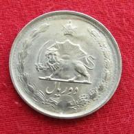Iran 2 Rials 1975 / SH 1354 KM# 1173  Lt 515  Irão Persia Persien - Iran