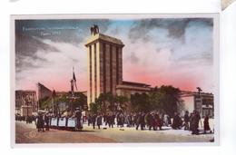 75 PARIS  Exposition  Internationale 1937 Pavillon Allemagne - Exhibitions