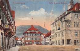SCHRAMBERG  GERMANY-PARTIE B. Neuen RATHAUS 1925 POSTMARK CARD 36470 - Schramberg