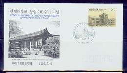 South Korea/1985 Yonsei University 100-year Fdc/MNH.good Condition - Altri