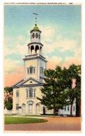Vermont  Bennington ,  Old First Congregational Church - United States
