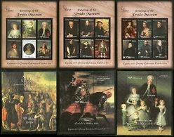 Bhutan 2000 Prado Museum Spanish Paintings Art Sheetlet M/s Sc 1327-3 MNH # 19107 - Bhutan