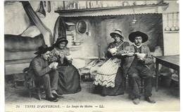 Types D'Auvergne - La Soupe Du Matin - People