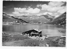 (RECTO / VERSO) LAC DE TIGNES EN 1961 - BEAU CACHET- CPSM GF VOYAGEE - Otros Municipios