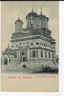 Salûtari Din ROMANIA - Mànastirca Curtea De Arges (Q183) - Romania