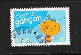 FRANCE 3464 Timbres Pour Naissance C'est Un Garçon . - France