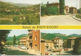 SALUTI DA RIOVEGGIO   (520) - Saluti Da.../ Gruss Aus...