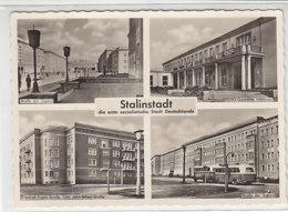 Stalinstadt Die Erste Sozialistsche Stadt Deutschlands - 1968 - Eisenhüttenstadt
