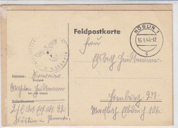 2 X Feldpost Aus KÖSLIN 1940 - Allemagne