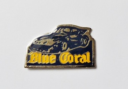 Pin's Voiture Porsche Blue Coral - R38 - Pins