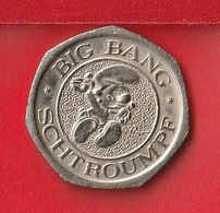 """BIG - BANG """" SCHTROUMPF """"  ECU 1989 - Touristiques"""
