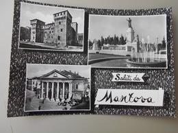 ITALIE LOMBARDIA SALUTI DA MANTOVA - Mantova