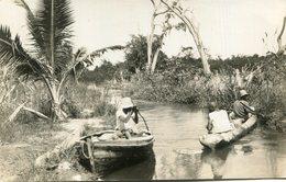 CARTE PHOTO(PERSONNAGE) AFRIQUE - Photographs