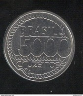 5000 Cruzeiros Comémmorative 200ème Anniversaire De La Mort De Tiradentes - UNC - Brésil