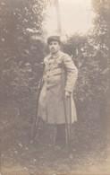 MILITARIA SOLDAT BLESSE 416 EME RI CARTE PHOTO - Guerra 1914-18