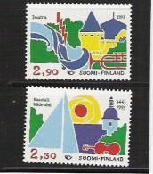 1993 Finnland Mi. 1210-1  **MNH   Norden - Europese Gedachte