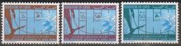 Libia 1963 3v MiN°139-141 MNH - Libye