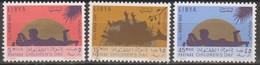Libia 1964 3v MiN°145-147 MNH - Libye