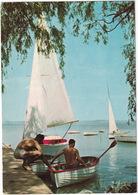 Udvözlet A Balatonról - Greetings From The Lake Balaton - Hongarije