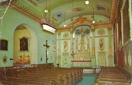 Quebec (Quebec, Canada) Notre Dame Des Victoires, Interieur De L'Eglise, Interior Of The Church - Québec - La Cité