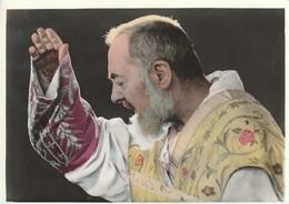 Rare Cpsm Le Père Pio De Pietrelcina - Altri