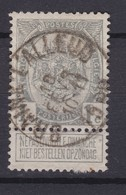 N° 81  BRAINE L ALLEUD - 1893-1907 Armoiries