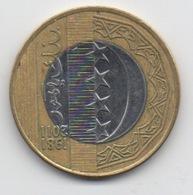 Comores : 250 Francs 2013 BIMETAL - Comores