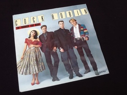 Vinyle 45 Tours Cock Robin  The Promise You Made (1985) - Vinyles