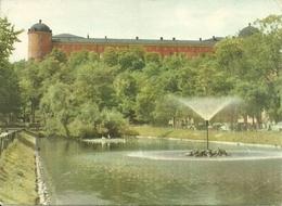 Uppsala (Svezia) Semesterstaden, Lardomsstaden, Castle, Chateau, Schloss - Svezia