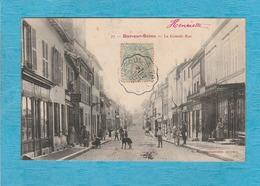 Bar-sur-Seine. - La Grande Rue. - Bar-sur-Seine