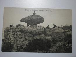 34 Mourèze, Le Cirque, La Tortue. Carte Inédite (7906) - France