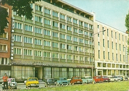 Timisoara (Romania) Hotel Central Et Le Palais Des Telephones - Roumanie