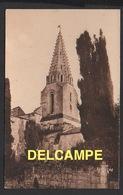 DD / 17 CHARENTE MARITIME / AVY / L' EGLISE ROMANE D' AVY-EN-PONS : CLOCHER DU XVè Siècle - Other Municipalities