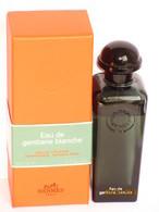 Flacon De Parfum Eau De Gentiane Blanche EDC  De HERMES  Spray 100 Ml + BOITE - Parfum (neuf Sous Emballage)